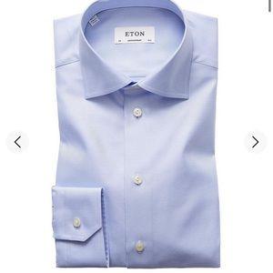**Men's ETON contemporary fit dress shirt**